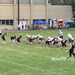 LW Football Earns Third Win of the Year With 7-6 Win