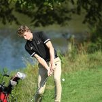 Men's Varsity Golf 4th Place at Sectional; Gross Advances as Individual