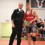 Boys Varsity Wrestling beats Beachwood 58 – 17