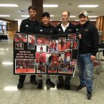 Boys Varsity Wrestling beats Smithville 42 – 24
