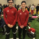 Indoor Track and Field Team Enjoys a Weekend of Success