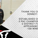 Trey Senney Steps Down as Head Women's Basketball Coach