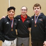Palmer Qualifies for State, Morales is State Alternate