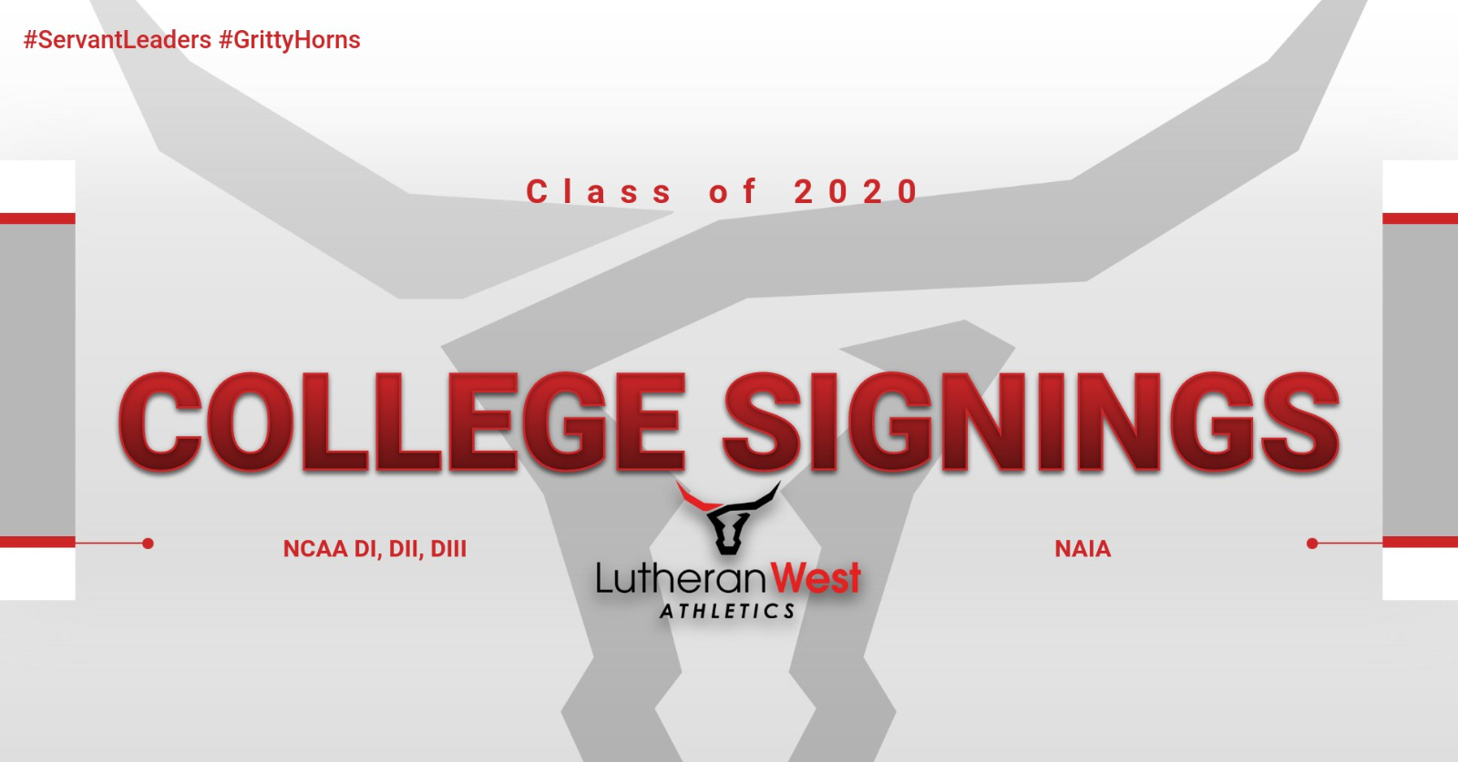 Longhorns Sign to Play at the Next Level