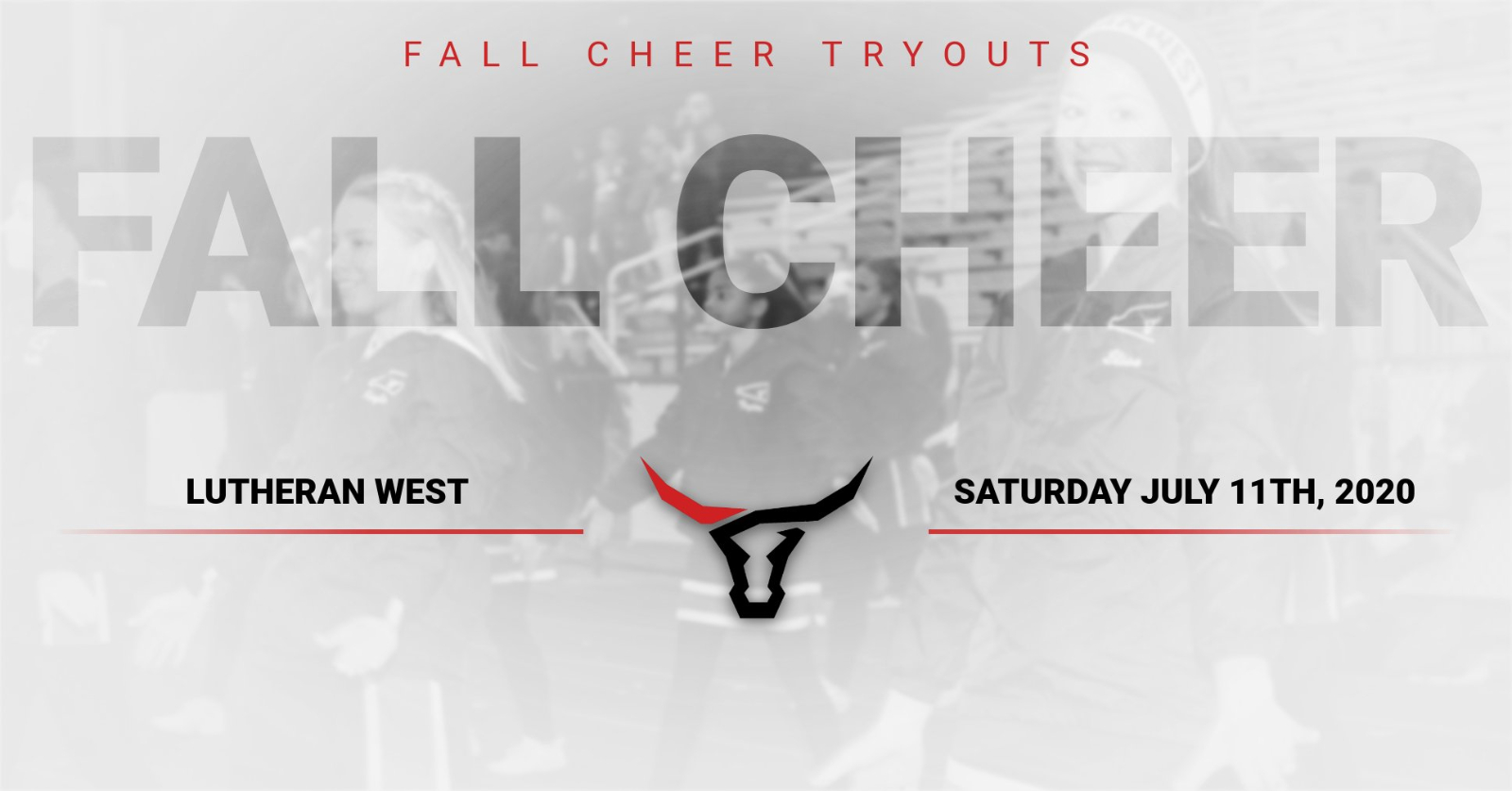 Fall Cheer Tryout Date Announced