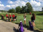 Girls Varsity Golf beats Keystone 205 – 233