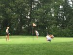 Girls Varsity Golf beats Avon Lake B 180-206