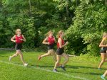 XC Team Competes at Strongsville