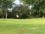 Girls Varsity Golf finishes 3rd place at CVC Postseason Tournament