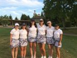 Girls Varsity Golf finishes 7th place at OHSAA DII District Tournament