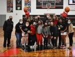 Women's Varsity Basketball beats Fairview 53-32 on Senior Night