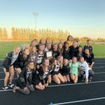 Perham Girls Cross Country wins 16th HOL Conference title in a row!