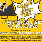 Watch your Yellowjackets Live!