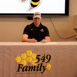 Lung, Morris and Hespe honored at signing day ceremony