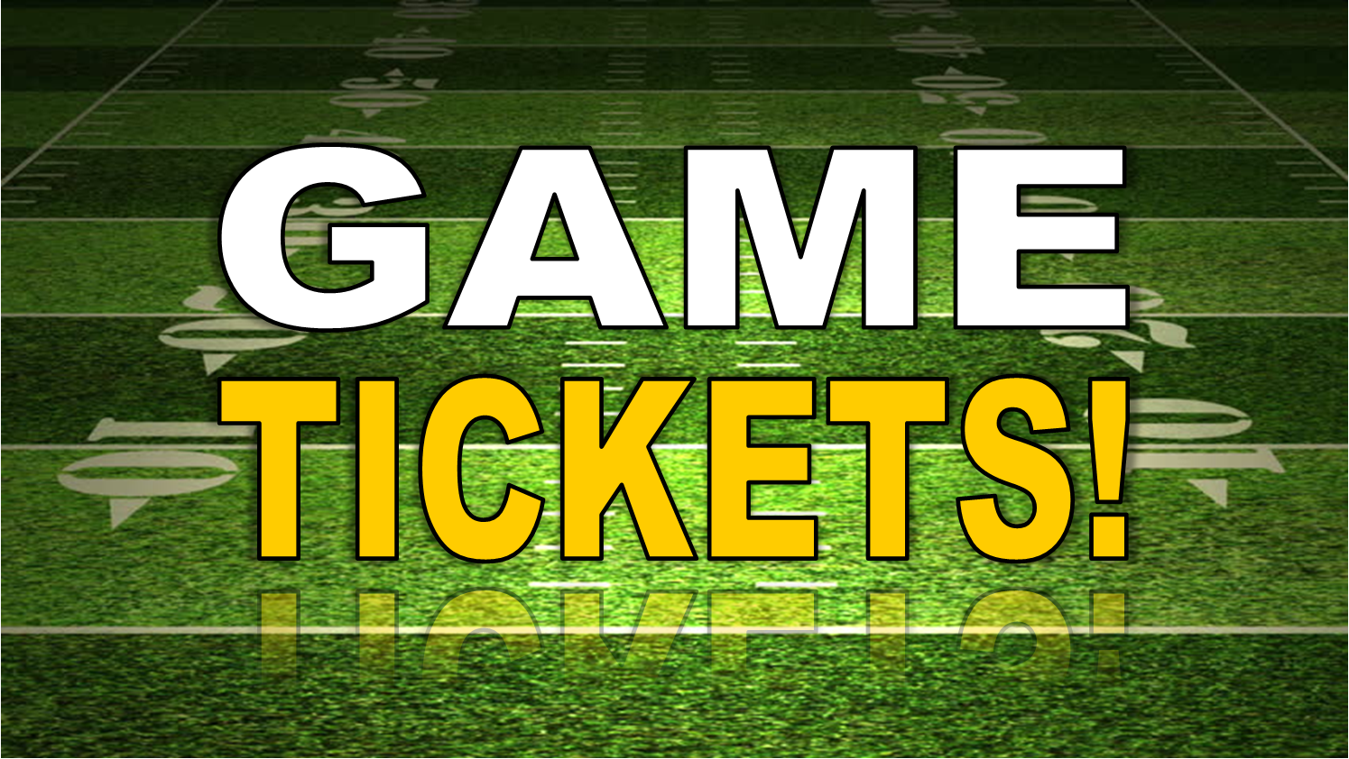 GOING TO THE GAME TONIGHT?? – Tickets NOW Available for Purchase!