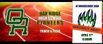 OAK RIDGE TRACK HEADS TO DISTRICT