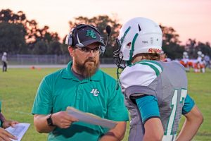 Varsity Football Vs. Lake Wales 9/6/19