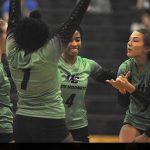 Girls Volleyball vs Lake Region