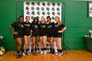 Girls Varsity Volleyball Senior Night (10/8/19)