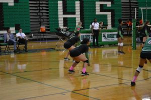 JV Girls Volleyball vs Lake Wales (10/8/19)