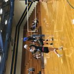Volleyball Scrimmage, August 17