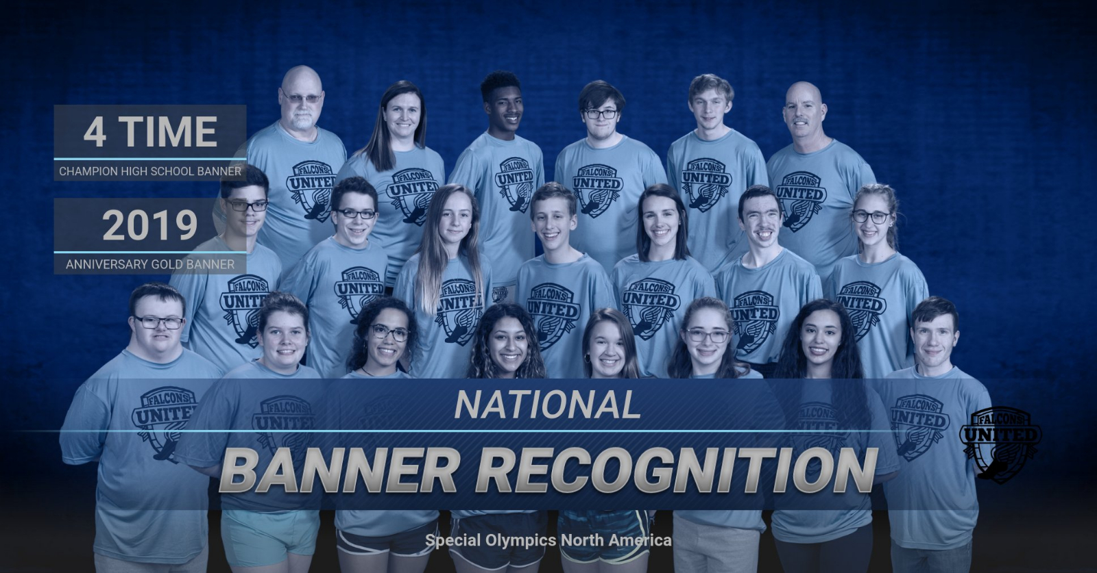 Perry Unified Falcons Receive National Award