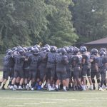Boys Varsity Football falls to Southport