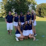 Girls Varsity Golf finishes 2nd place at Mid-State