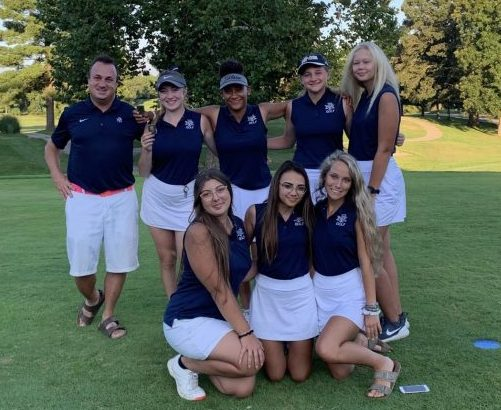 Girls Golf Repeats as County Champions