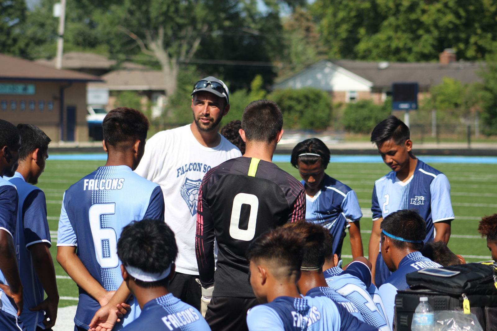 Boys Soccer to play Southport for Sectional Championship