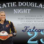 Alumni Katie Douglas to be honored