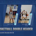 Basketball Double Header TONIGHT