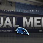 #7 Falcons will host #2 Mater Dei Saturday