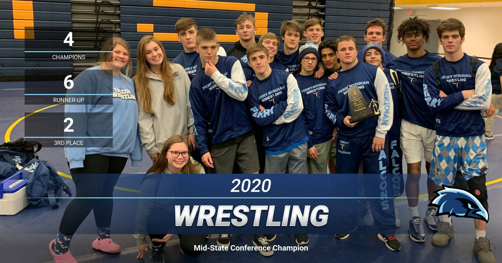 Wrestling Continues Conference Dominance