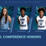 Falcon Basketball earns All-Conference honors