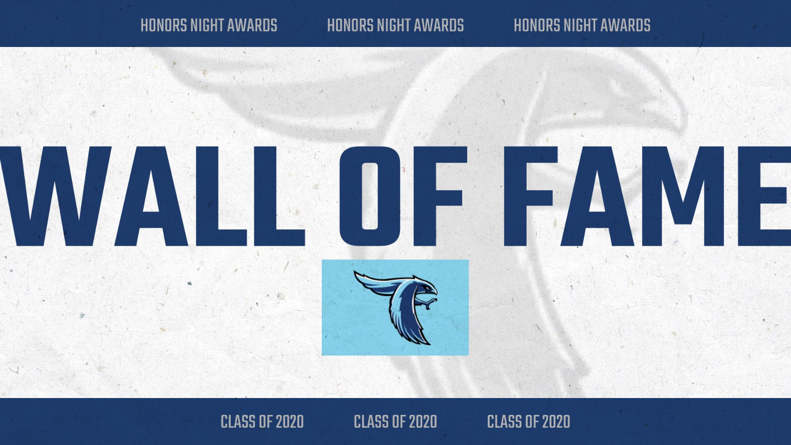 Wall of Fame Class of 2020