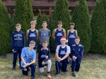 Boys Cross earn 1st place at Marion County Freshman Championship