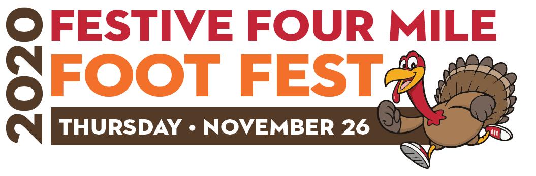 2020 Festive Four Mile Foot Fest