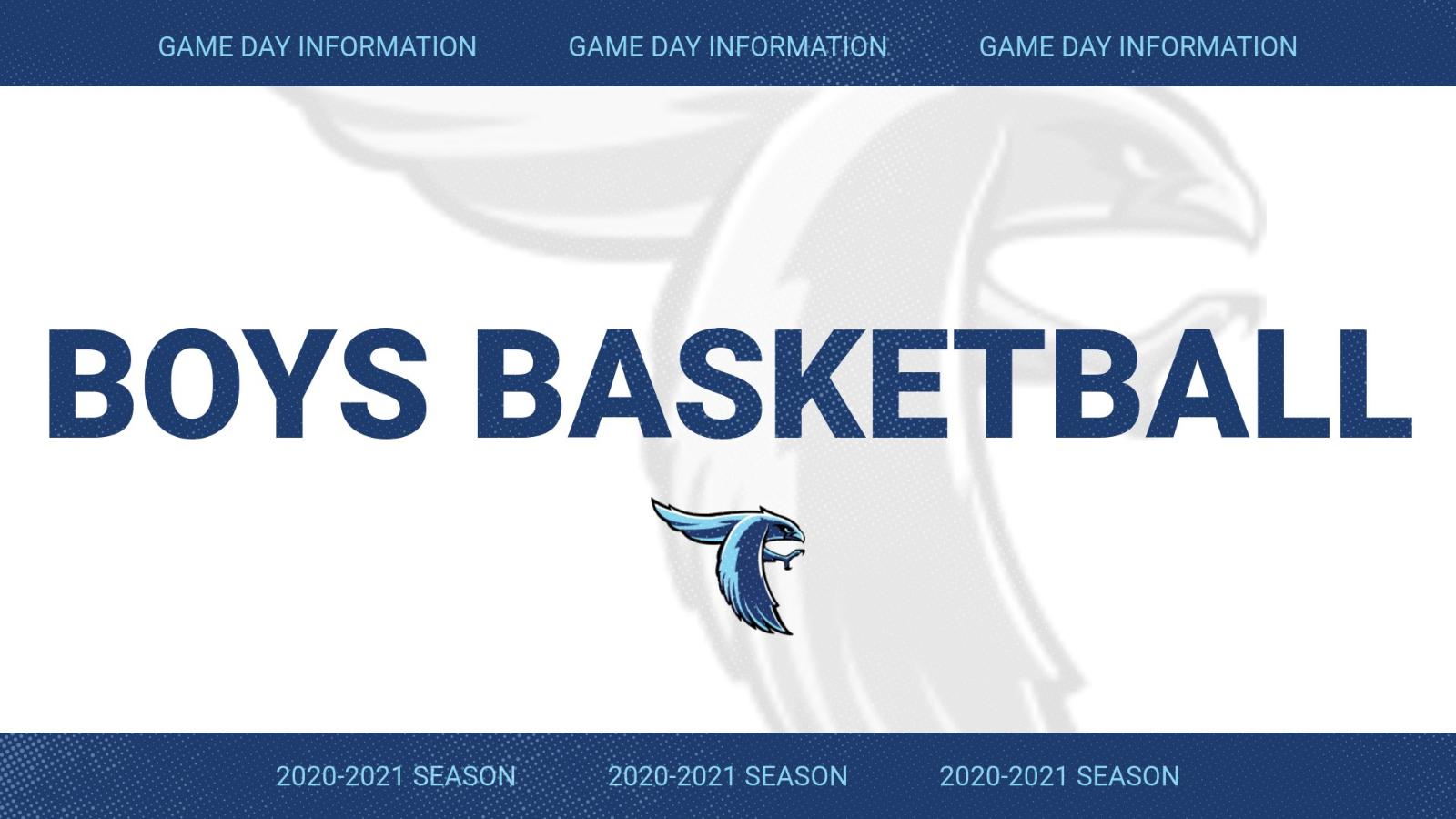 GAME NOTES: Boys Basketball vs. Franklin Community 2/12