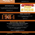 Check out our exciting 2019-20 season!