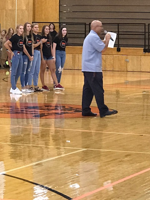 2019 State Team Recognized at Assembly