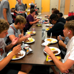 Cougar Football Team Dinner