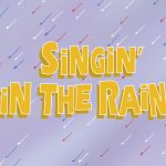 Announcing the cast for SINGIN' IN THE RAIN