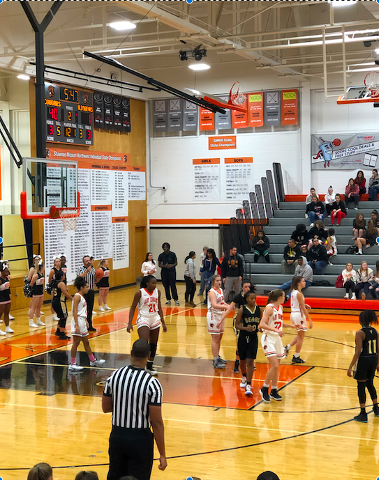 Lady Cougars Open Season With A Win