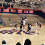 Lady Cougars Drop Last Regular Season Game