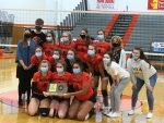 Lady Cougars Crowned Sub-State Champs