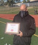 Coach Black Garnishes Honors as Coach of the Week