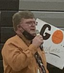 Coach Newcomb Hangs Up His Whistle at the End of Season
