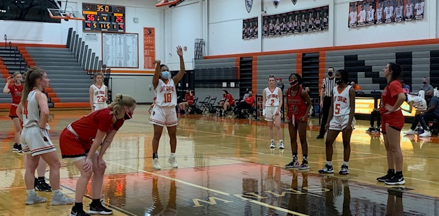 Girls Basketball Advances to Sub State Finals with Victory over SMN