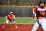 SMNW Cougars Sweep SME Lancers in April Fool's Day Double Header